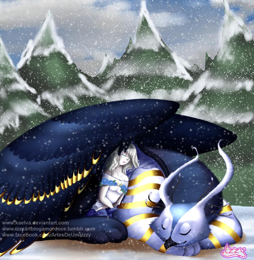 CM - Cold Nap by Kaelva