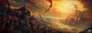 Clan mission illustration - Occupy emiiters
