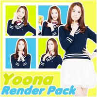 Yoona | Pack Render 1