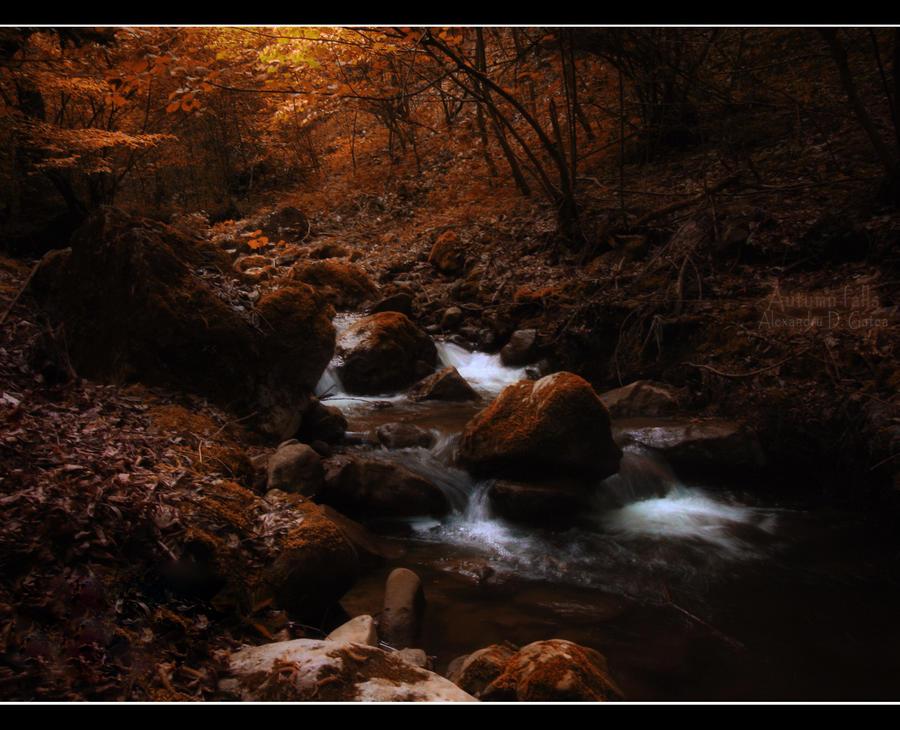Autumn falls by AlexandruGatea