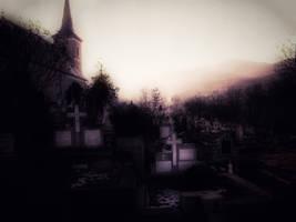The cemetery by AlexandruGatea