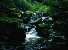 Waterfalls by AlexandruGatea