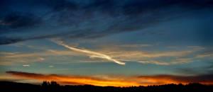 Sky above Zakopane II by O-r-c-h-i-d-e-a