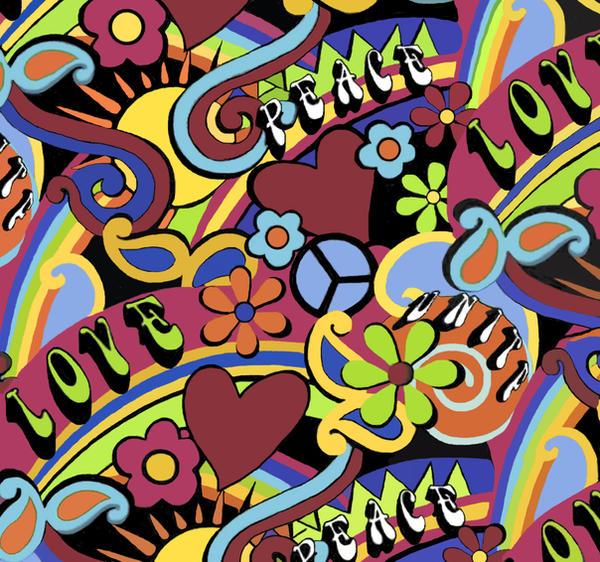 Hippie by O-r-c-h-i-d-e-a