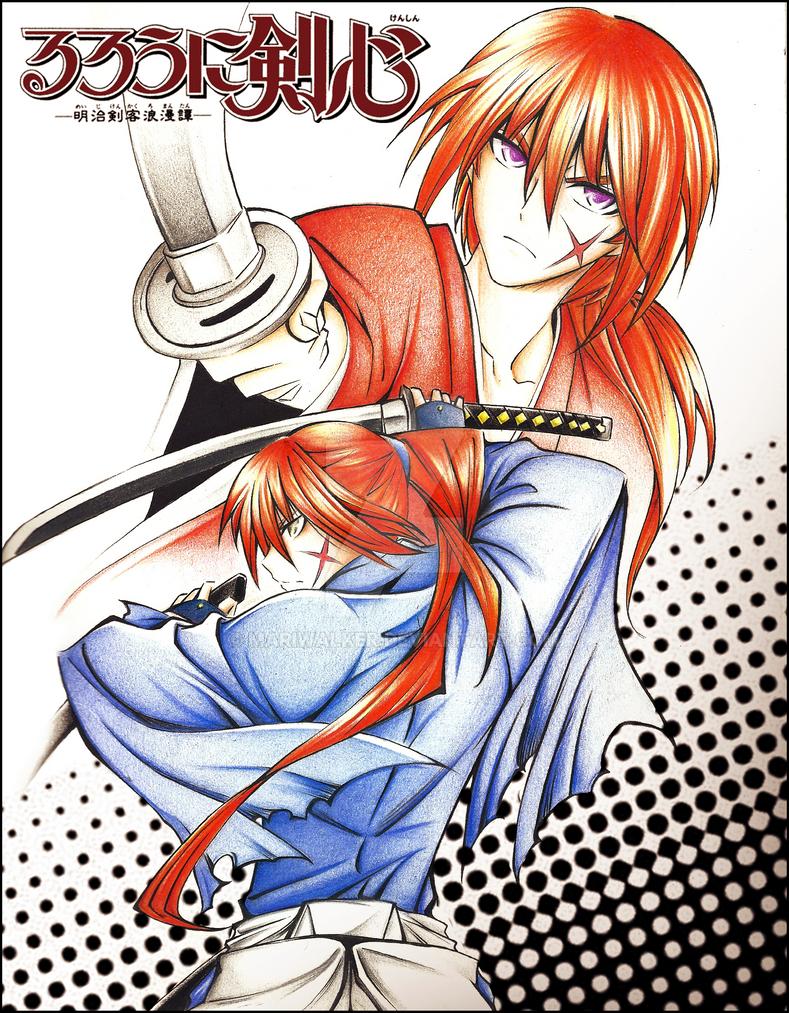 Rurouni Kenshin by MariWalker