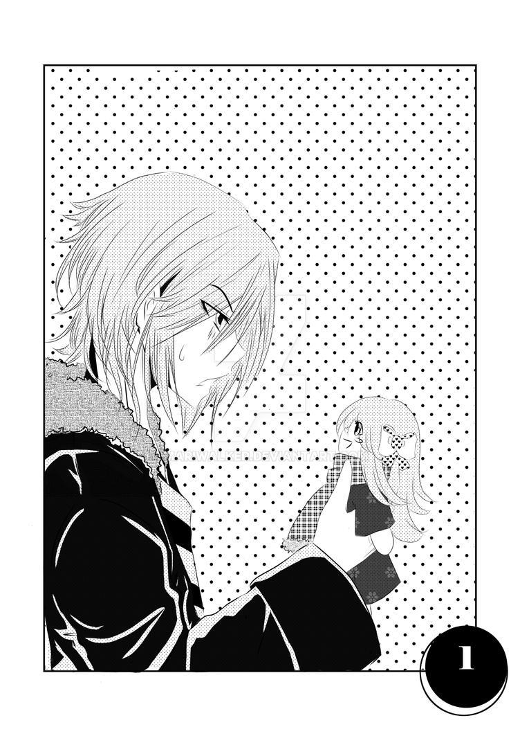 Matt Page 1 by MariWalker