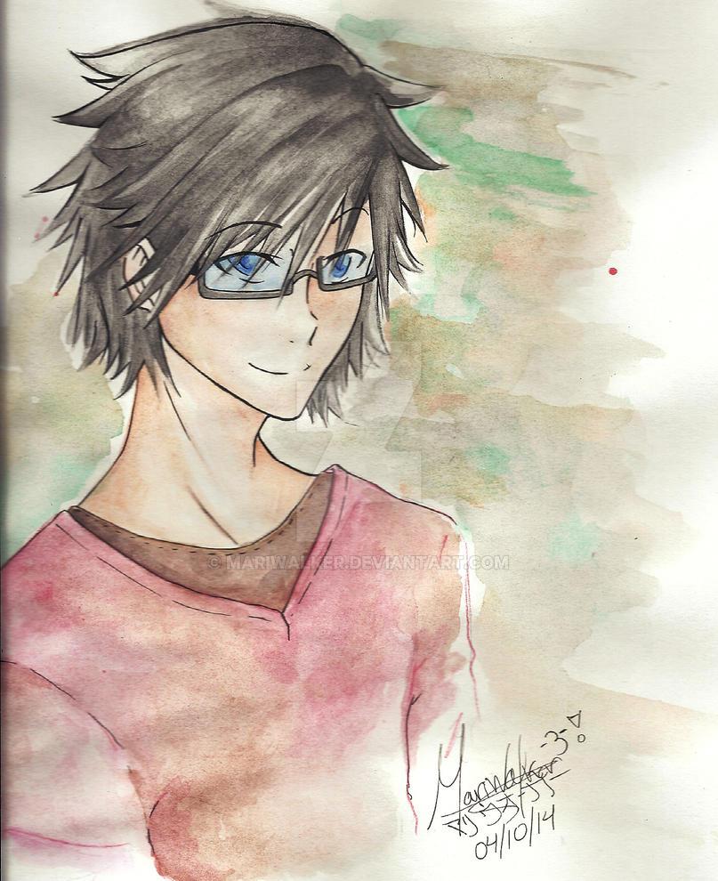 Hiro by MariWalker