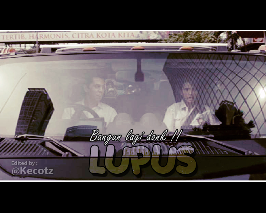 scene lupus by kecotz