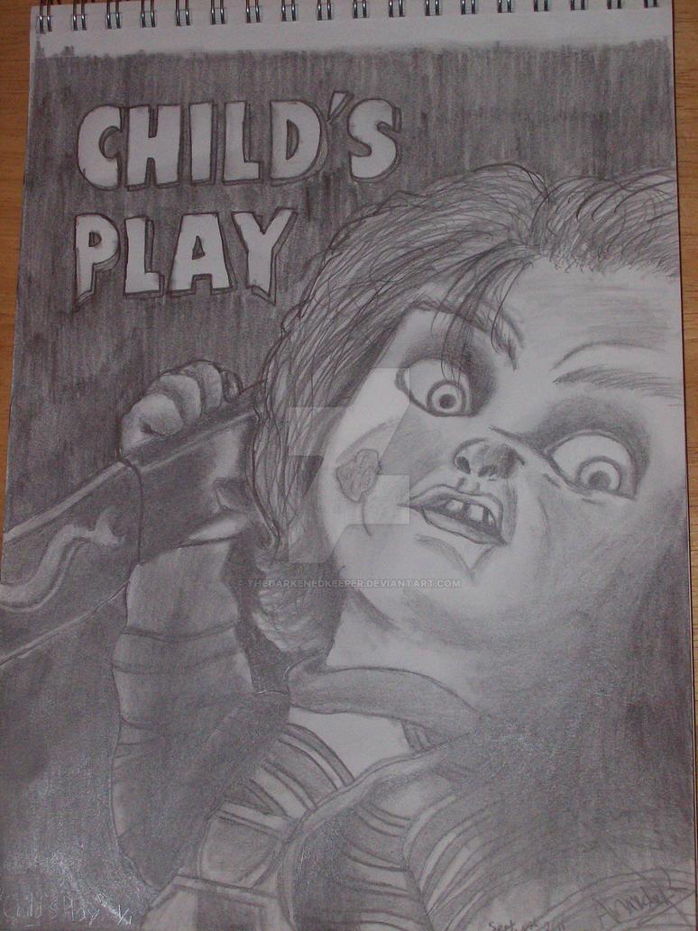 Child's Play by thedarkenedkeeper