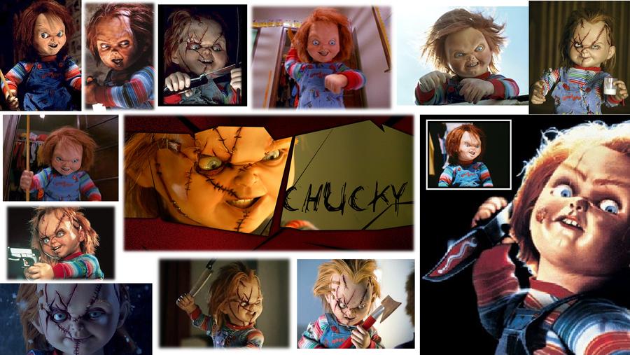 Chucky wallpaper by thedarkenedkeeper