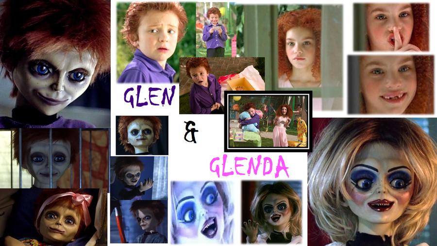 Glen and Glenda wallpaper by thedarkenedkeeper