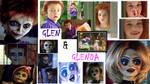 Glen and Glenda wallpaper