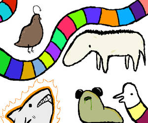 Animal Time by Yoshithings