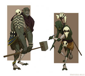 Goblins by MichaelBills