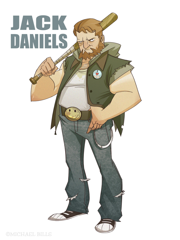 Jack Daniels by MichaelBills