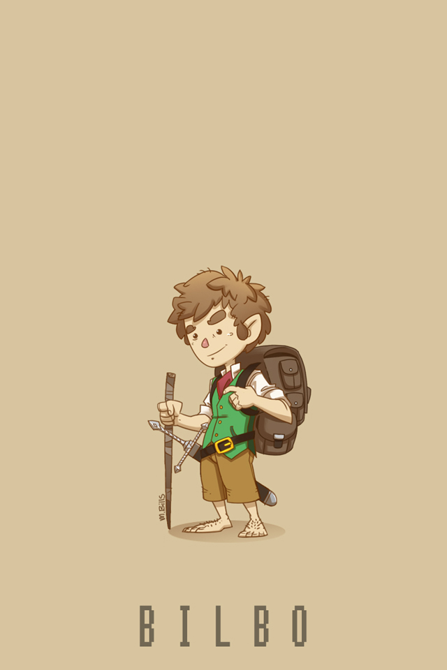Bilbo by MichaelBills