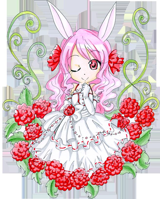 bunny ID by hikari--hoshi