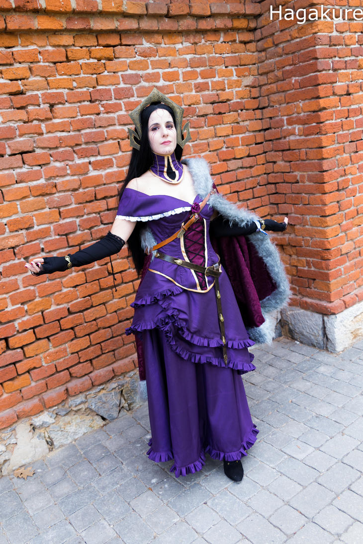 Liliana Vess Cosplay by VictoriaSaviles