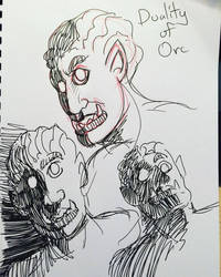 Duality of Orc