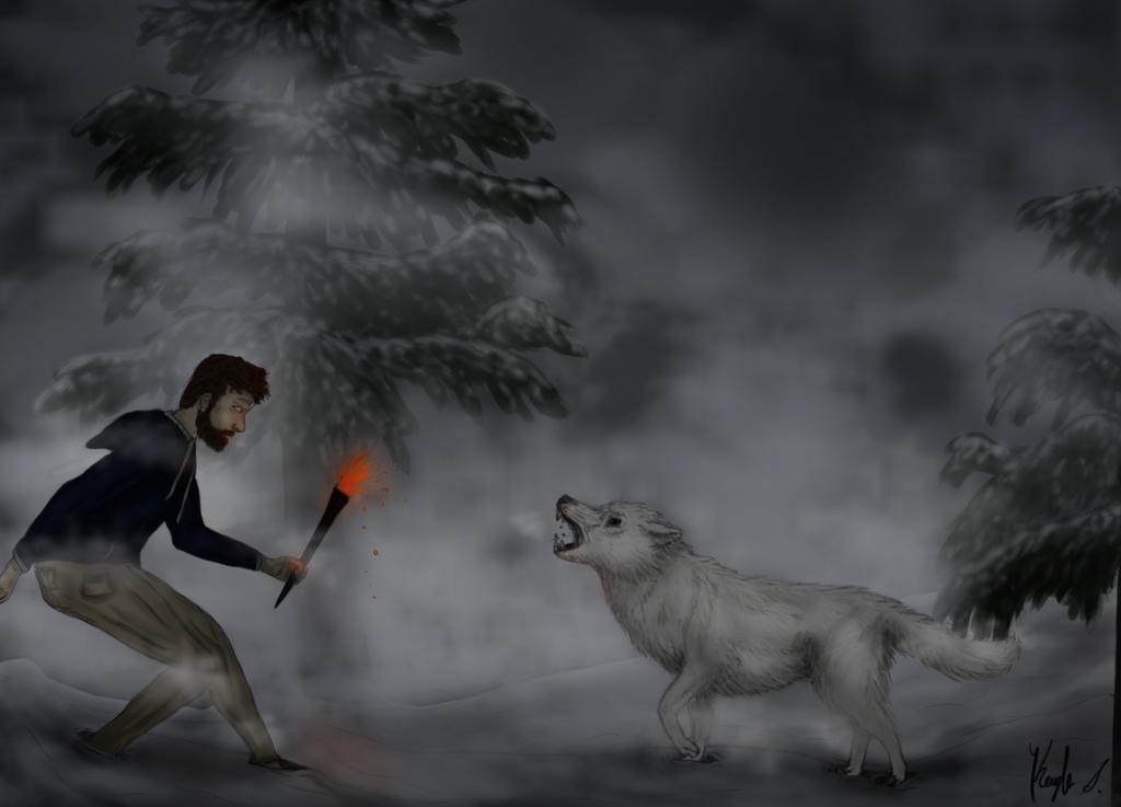 Wandering Predator by HORSY890
