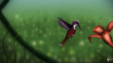 Nectar - Speedpaint by HORSY890