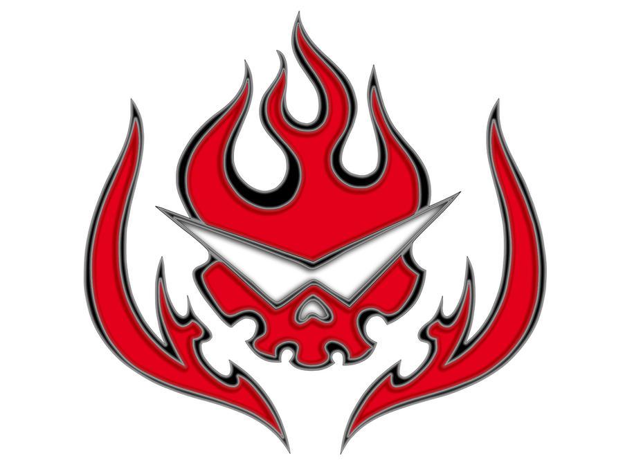 logo brigata gurren lagann color
