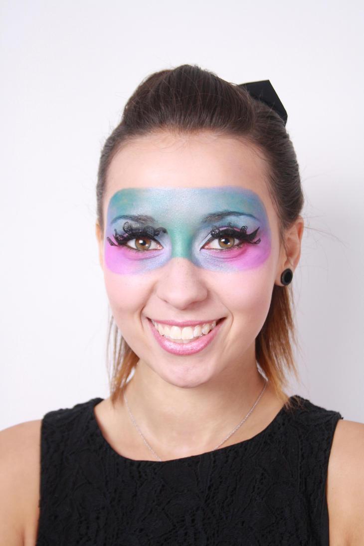Superhero Makeup Superhero Makeup S - M...