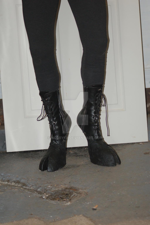 Image Gallery satyr hooves