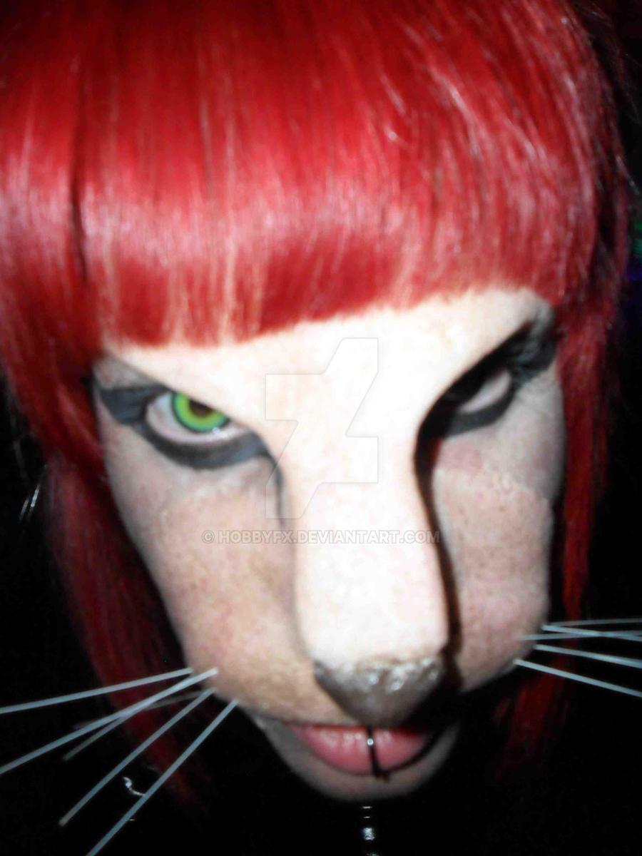 Cat Girl Makeup by HobbyFX