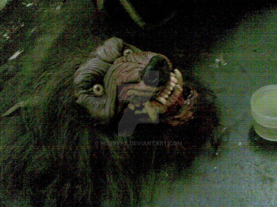 wilbur the werewolf! by HobbyFX