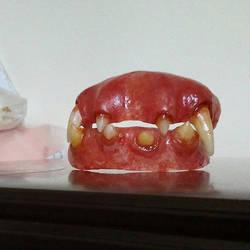 monster teeth by HobbyFX