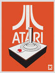 Atari 2600 - Vector Illustration