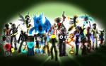 Super Xbox/Microsoft All-Star Brawl Royale