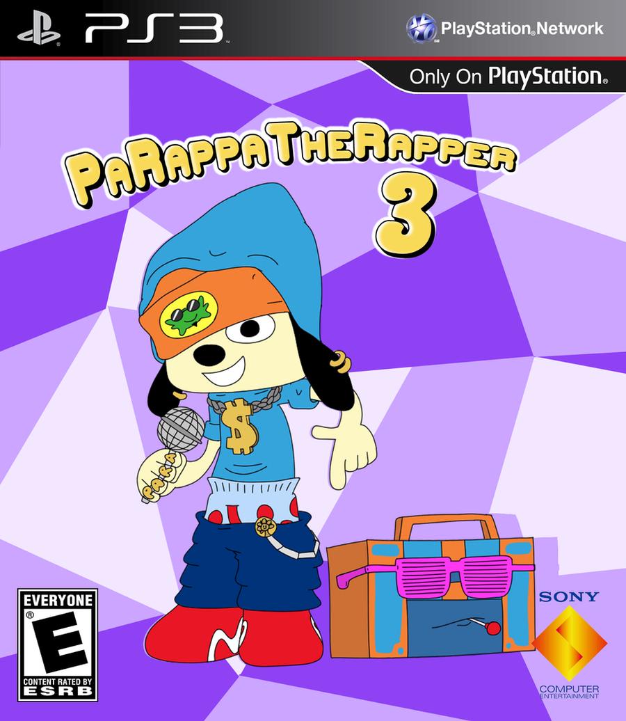 Parappa The Rapper 3 by Memoski