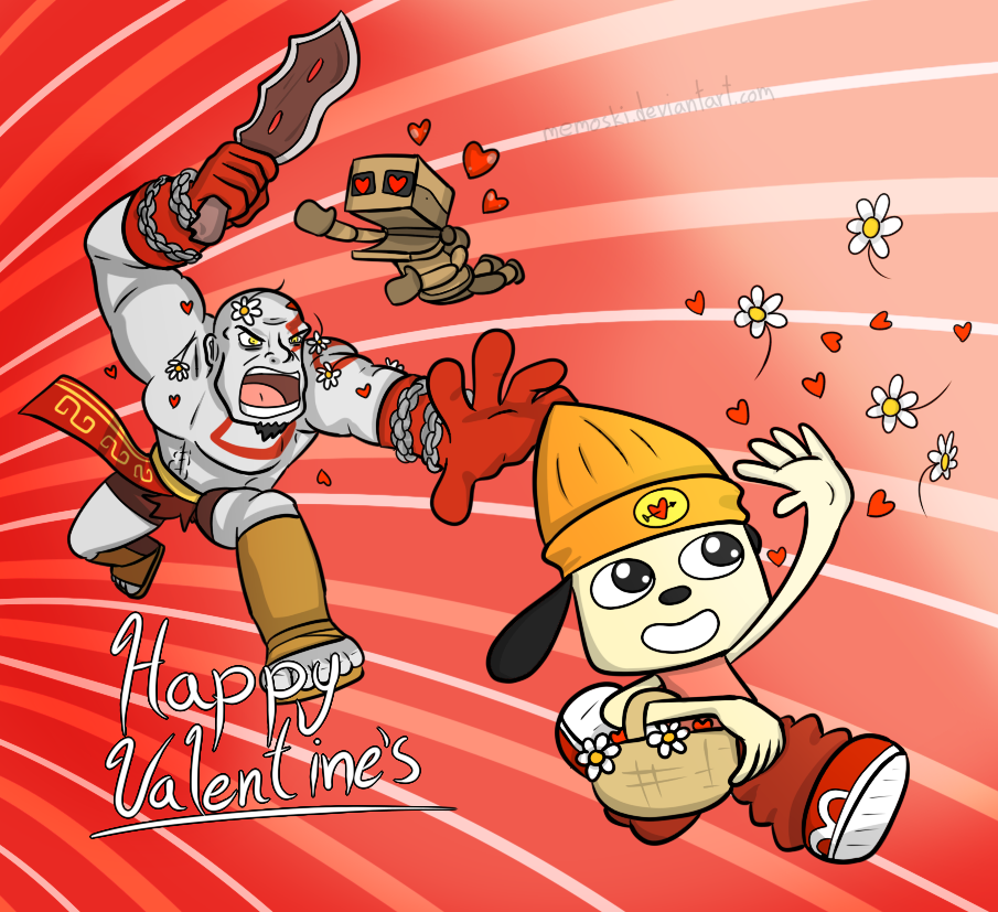Happy Valentine's by Memoski