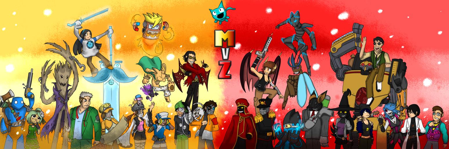 MvZ by Memoski