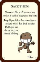 Sack Thing (Munchkin) by MoskiDraws