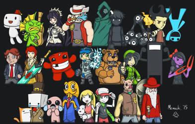 Group of Indie Games