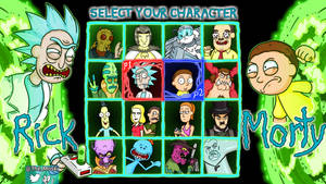 Rick And Morty: The Fighting Game