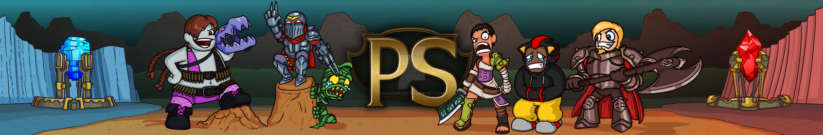 [Commission] ProfessionalScrubs banner by Memoski