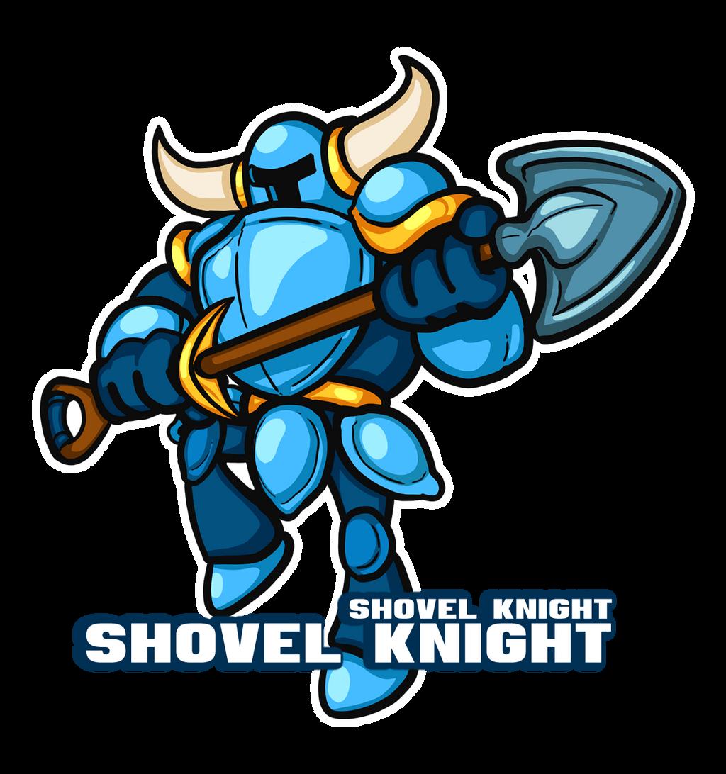 18 - Shovel Knight by Memoski