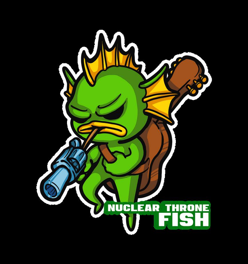 33 - Fish by Memoski