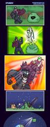 Hots comic - Stukov by MoskiDraws