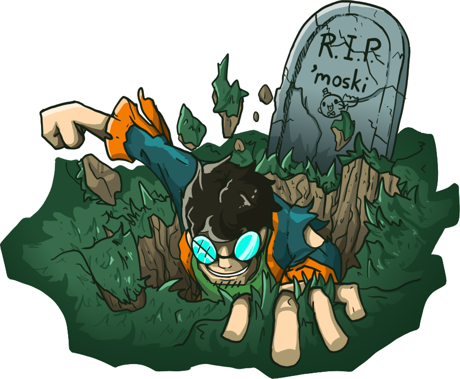 Moski lives by Memoski