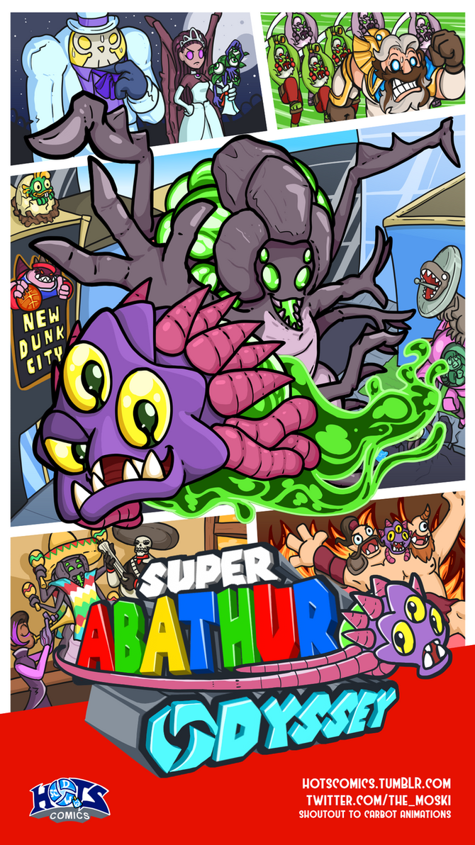 Super Abathur Odyssey by Memoski