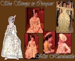 Miss Hardcastle Costume by obiwankatie