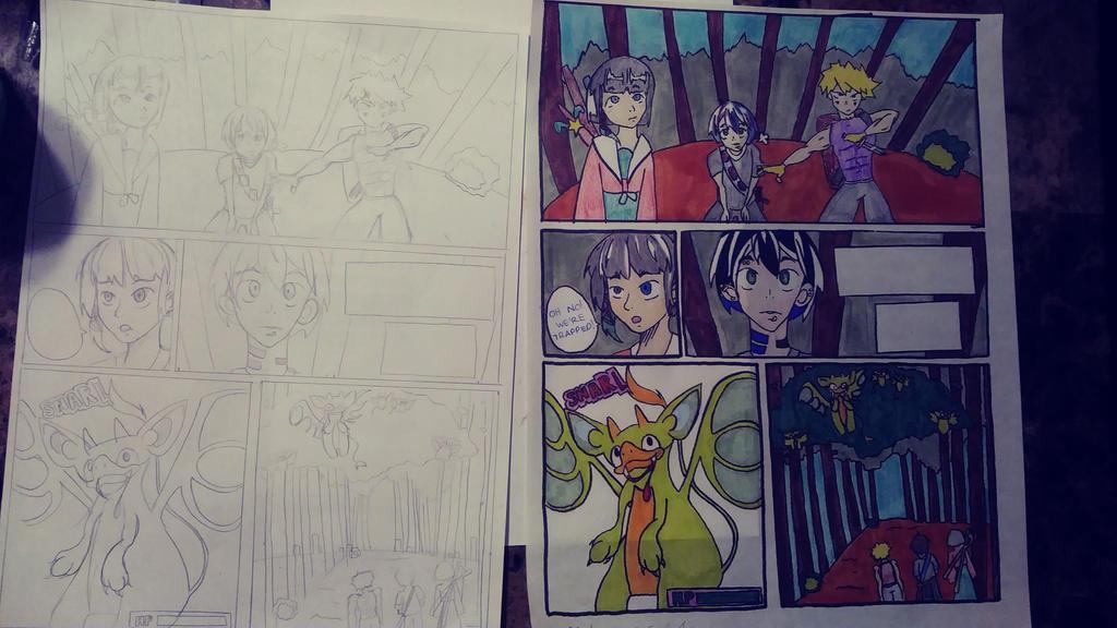 Comics! by h-bekery