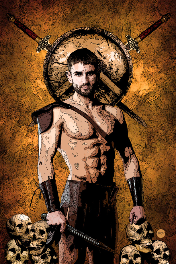 Spartacus: Blood and Bone by pypeworks