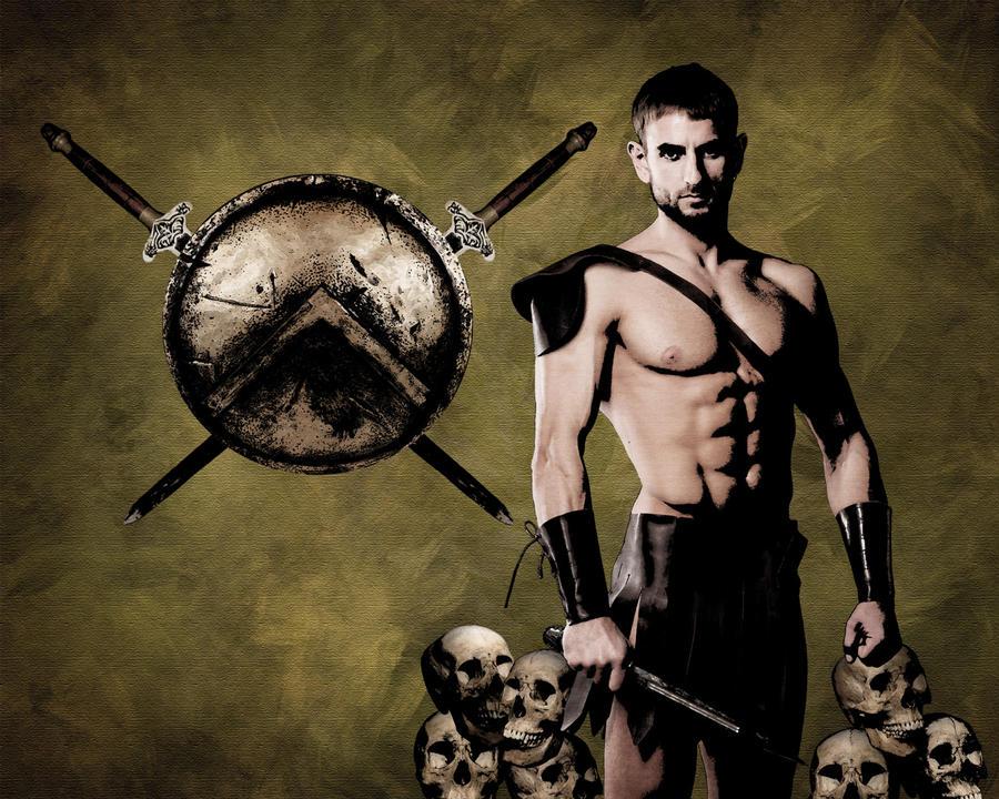 Desktop: Spartacus Redux by pypeworks