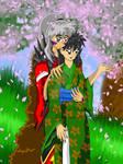 ETL: Sakura Love by InuYashaReader